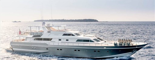 Spertini Alalunga 33 Charter – 1985 - VDS Yachts