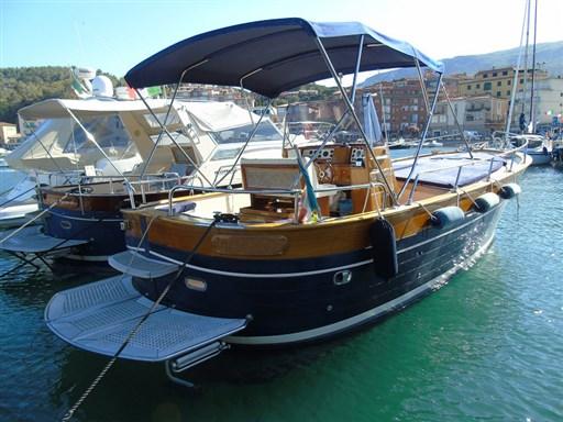 Apreamare 9 Open – 2006 - VDS Yachts