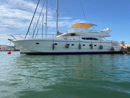Ferretti Yacht 57 Anniversary