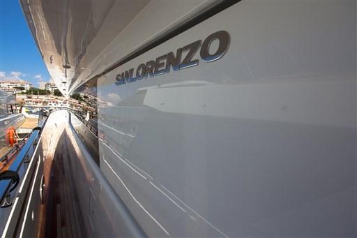 Sanlorenzo 88