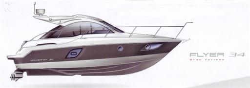 Beneteau Flyer 34 Gt