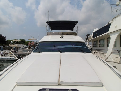 Abayachting Princess 460 usato-second hand  14