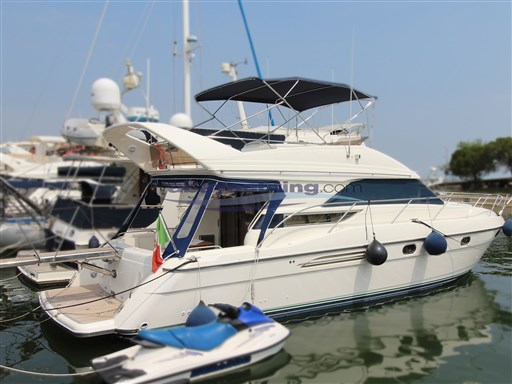 Abayachting Princess 460 usato-second hand  1