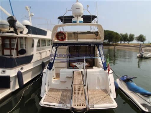 Abayachting Princess 460 usato-second hand  3