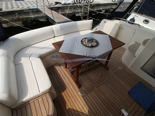 Abayachting Princess 460 usato-second hand  6
