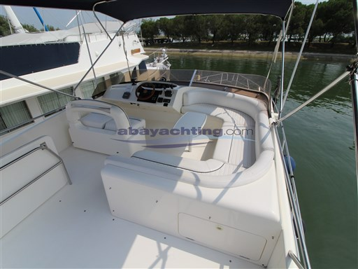 Abayachting Princess 460 usato-second hand  17
