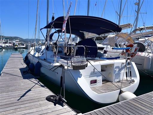Abayachting Beneteau Oceanis 37 usato-second hand 1