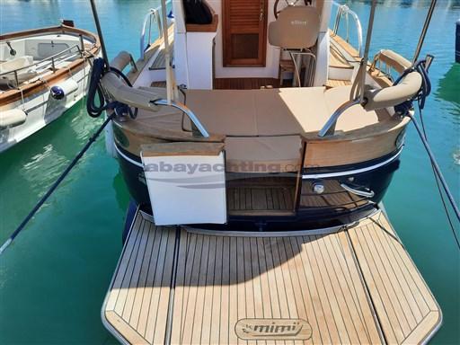 Abayachting Mimì Libeccio 850 usato-second hand 3