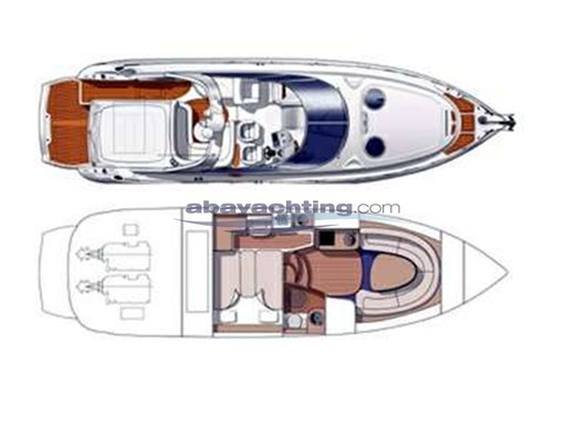 Abayachting Cranchi Endurance 41 second-hand 25