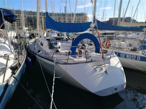 Abayachting Baltic Yachts 40 usato-second hand 2