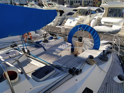 Abayachting Baltic Yachts 40 usato-second hand 11