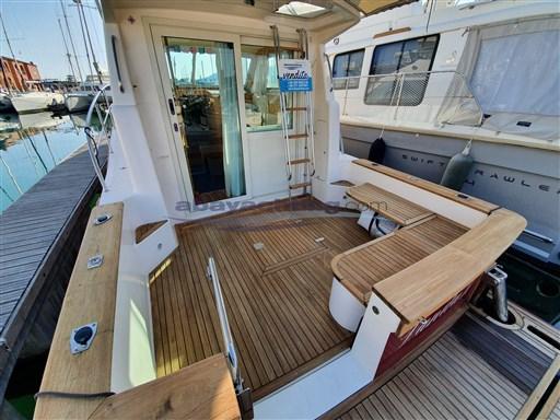 Abayachting Portofino Fly 10 usato-second hand 11