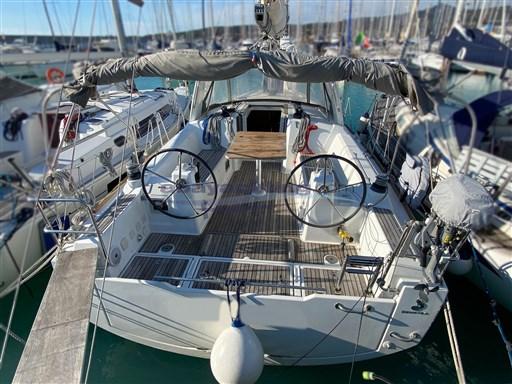 Abayachting Beneteau Oceanis 35 usato-second hand 3