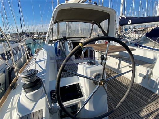 Abayachting Beneteau Oceanis 35 usato-second hand 5