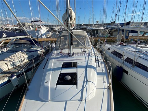 Abayachting Beneteau Oceanis 35 usato-second hand 10