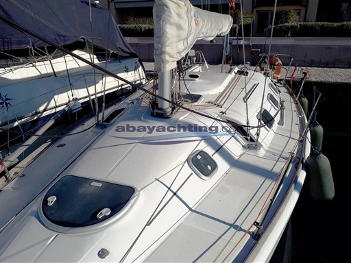 Abayachting Beneteau First 33.7 usata-used 8