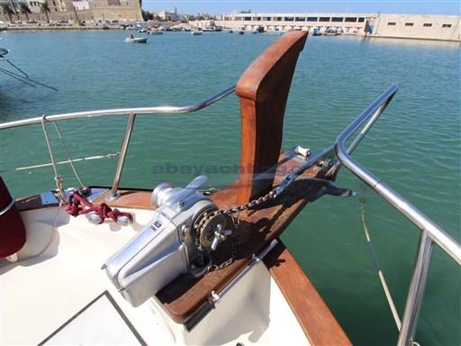 Abayachting Menorquin 100 usato-second hand 11