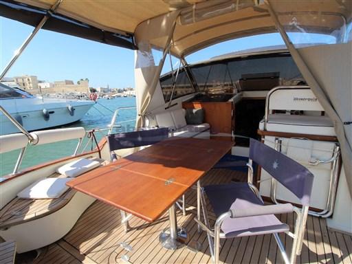 Abayachting Menorquin 100 usato-second hand 5