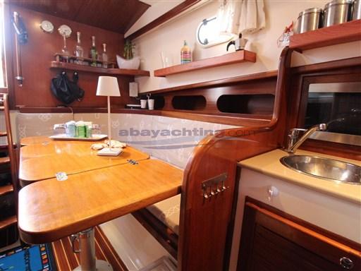 Abayachting Menorquin 100 usato-second hand 19