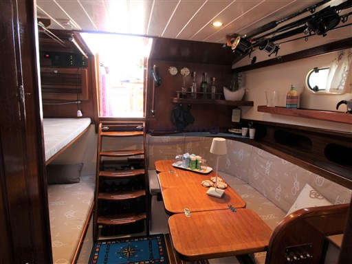 Abayachting Menorquin 100 usato-second hand 18