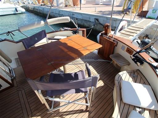 Abayachting Menorquin 100 usato-second hand 7