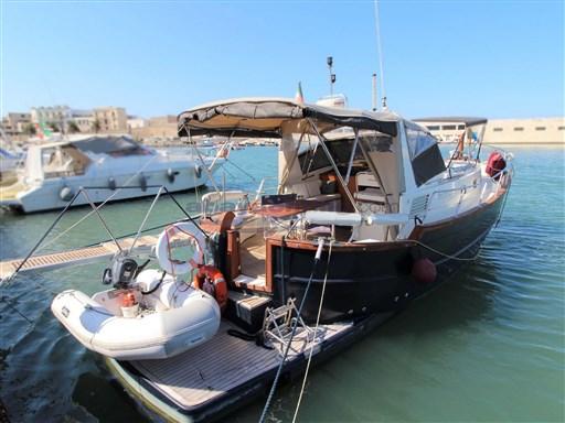 Abayachting Menorquin 100 usato-second hand 2