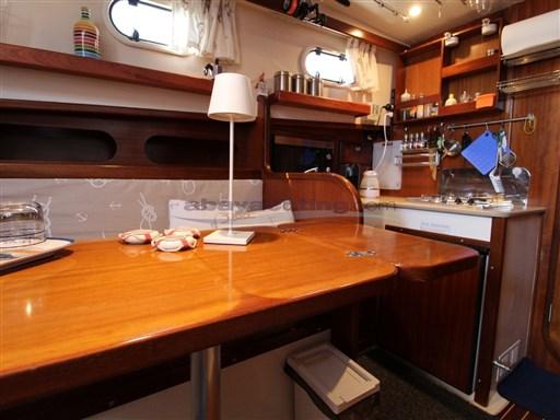Abayachting Menorquin 100 usato-second hand 17