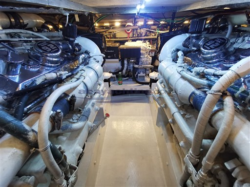 Abayachting Blackfin Convertible 38 usato 15