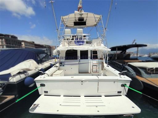 Abayachting Blackfin Convertible 38 usato 1