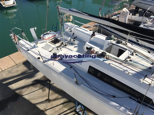 Abayachting Jeanneau Sun Fast 3600 usato-second hand 3