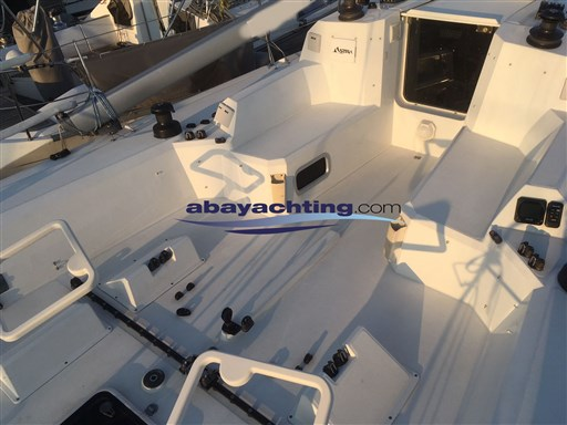 Abayachting Jeanneau Sun Fast 3600 usato-second hand 6