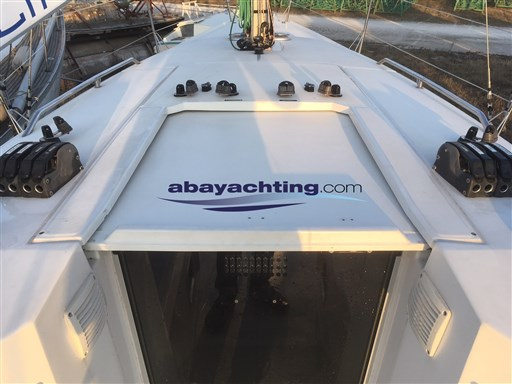 Abayachting Jeanneau Sun Fast 3600 usato-second hand 8