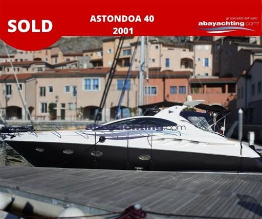 Abayachting Astondoa 40 1