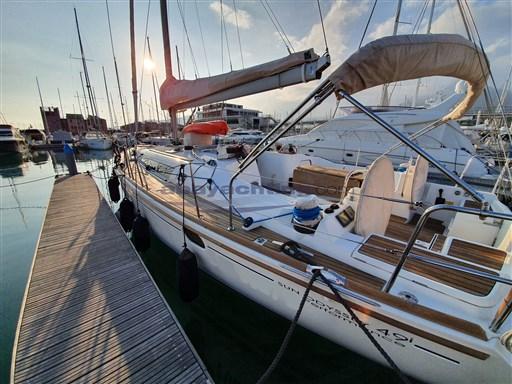 Abayachting Jeanneau Sun Odyssey 49i usato-second hand 4