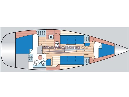 Abayachting Salona 37 40