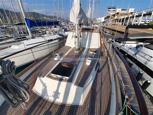 Abayachting Nauticat 38 usato-second hand 15