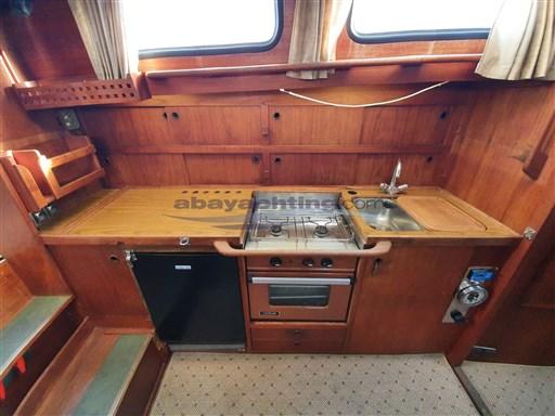 Abayachting Nauticat 38 usato-second hand 30