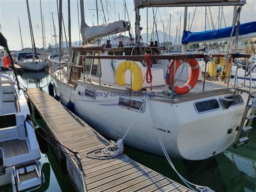 Abayachting Nauticat 38 usato-second hand 2