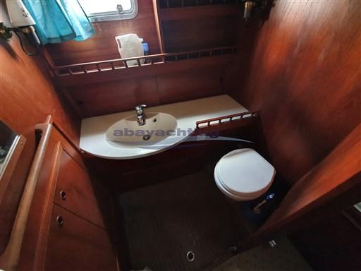 Abayachting Nauticat 38 usato-second hand 39