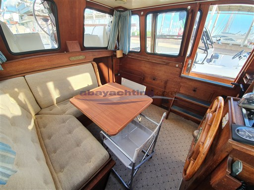 Abayachting Nauticat 38 usato-second hand 24