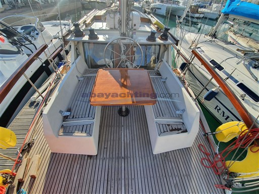 Abayachting Nauticat 38 usato-second hand 6