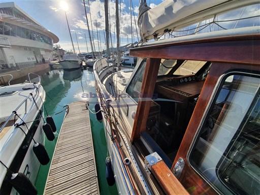 Abayachting Nauticat 38 usato-second hand 12