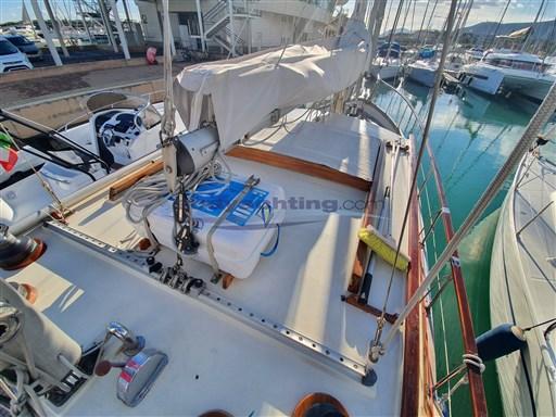 Abayachting Nauticat 38 usato-second hand 16