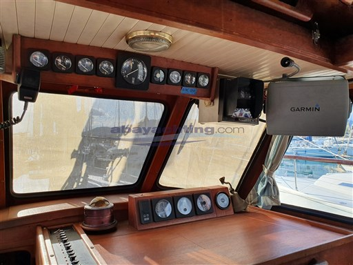 Abayachting Nauticat 38 usato-second hand 23