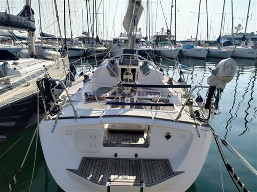 Abayachting Comet 33 usato-second hand 4
