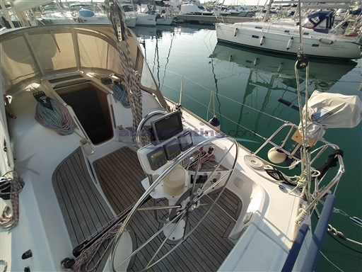 Abayachting Comet 33 usato-second hand 5