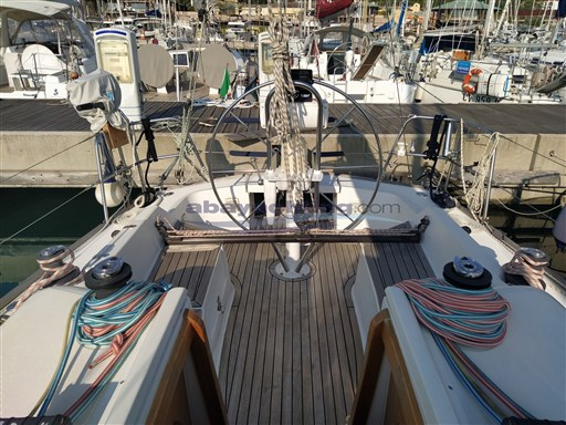 Abayachting Comet 33 usato-second hand 18