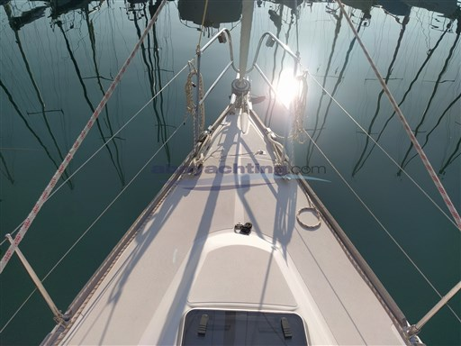 Abayachting Comet 33 usato-second hand 13