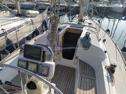 Abayachting Comet 33 usato-second hand 9