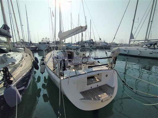 Abayachting Comet 33 usato-second hand 3